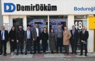 DemirDöküm, Sinop'taki yetkili satıcılarını...