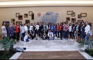 Ebru Karakiraz 55. Ulusal Diyabet Kongresinde Sunum...