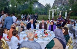 Kaymakam Aksoy'dan Şehit ve Gazi Yakınlarına...