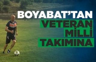 Boyabat Adliyesi Personeli Mustafa Kara Milli Takıma...