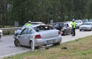 Kastamonu'da Trafik Kazası 5 Yaşındaki Çocuk...