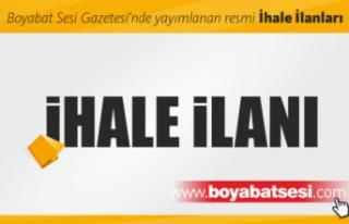 T.C BOYABAT İCRA DAİRESİ 2019/7 TLMT.