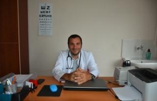 Boyabat'ta Açılan 13. Aile Sağlık Merkezi...