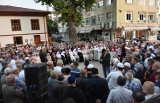 Boyabat'tan 41 Kişilik İlk Hacı Kafilesi...
