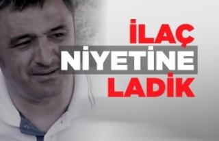 Sabri Apaydın '' İlaç Niyetine Ladik''