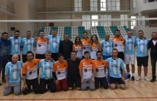 Boyabat Özel Anlam Okulu,Voleybol Turnuvasında Şampiyon...