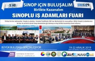 """""""Sinop İçin buluşalım birlikte kazanalım"""""""