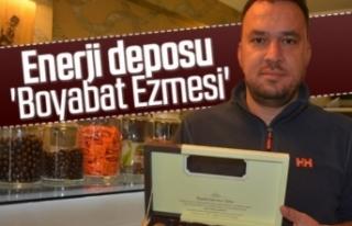 ''Boyabat Ezmesi'' Türkiye'nin...