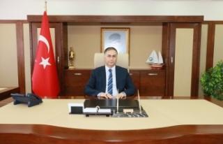 Sinop Valisi Köksal Şakalar'ın Yeni Yıl Mesajı