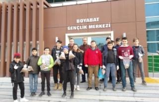 """Boyabat Gençlik Merkezi'nden""""Sosyal Medyadan..."""
