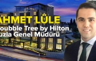 BoyabatlıAhmet Lüle, Double Tree by Hilton'un...