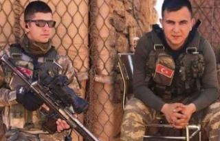 CHP'li Karadeniz'den şehit ve yaralı askerlerimiz...