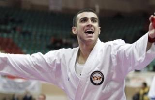 Boyabatlı Karateci Alperen Yaman, Avrupa Şampiyonasında...