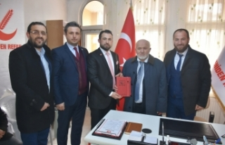 Yeniden Refah Partisi Boyabat İlçe Başkanlığı...