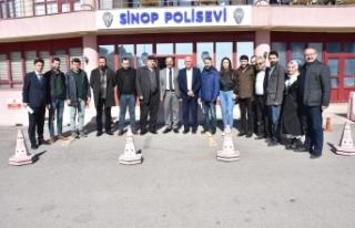 Yerel basının sorunlarını Sinop'ta masaya yatırıldı...