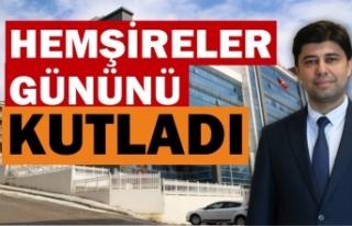 Sinop İl Sağlık Müdürü Dr.Fatih Reyhanoğlu...