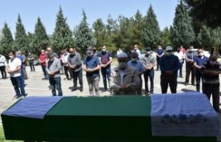 Sultan Külcü, dualar eşliğinde toprağa verildi.