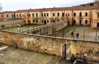 Tarihi Sinop Cezaevi restorasyon çalışmaları başlıyor