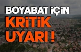 Sinop'un iç kesimlerine sağanak ve dolu uyarısı...