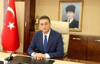 Sinop Valisi Erol Karaömeroğlu'nun Yükseköğretim...