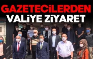 "Vali Karaömeroğlu: ""Sinop'a hep beraber hizmet..."