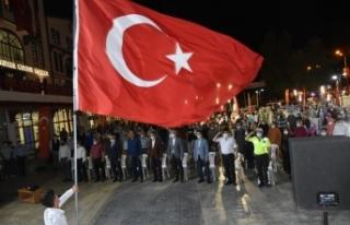 """""""15 Temmuz Demokrasi ve Milli Birlik Günü""""..."""