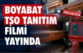 Boyabat TSO Tanıtım Filmi Yayında