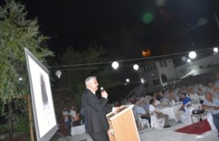 Kaymakam Aksoy'a Veda Gecesi Düzenlendi