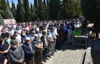 Boyabat halkı, Emre Burtoğlu'nu gözyaşları...