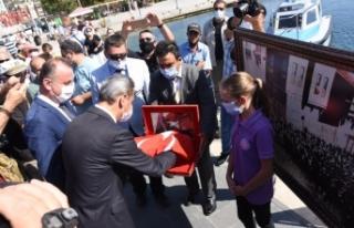 Atatürk'ün Sinop'a gelişinin 92. yılı coşkuyla...