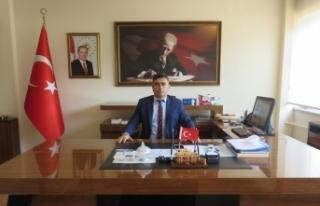 Kaymakam Sayın Mehmet Nuri ÇETİN'in 19 Eylül...