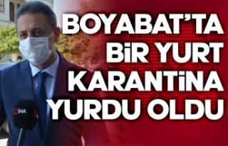 """Sinop Valisi Karaömeroğlu: """"Bazı ilçelerde sorunlarımız..."""