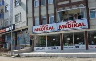 """""""UYGUN MEDİKAL"""" BOYABAT HALKININ HİZMETİNE..."""