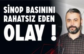 Sinop medyasının bilgi kanalları neden tıkalı...