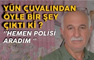 Yorgan ustası Karaahmetoğlu '' Olaydan...