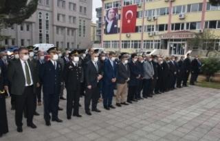 Atatürk, ölümünün 82. Yıl dönümünde anıldı