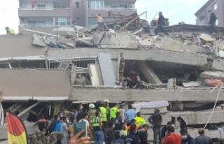 Boyabat Aras Kargo deprem bölgesine yardım kapısı...