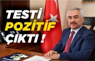 Mehmet Ersoy'un Covid-19 testi pozitif çıktı...