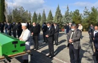 Türkan Sönmez, Dualarla Toprağa Verildi