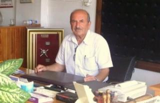 Boyabatlı Emekli Öğretmen Halim Şimşek Vefat...