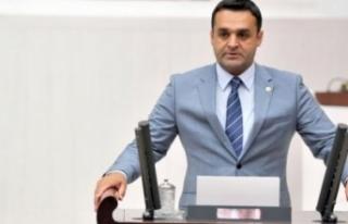 Milletvekili Barış Karadeniz'in yeni yıl mesajı