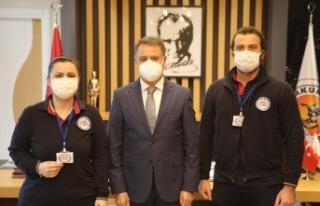 Başkan Cemil Deveci asılsız çağrılara dikkat...