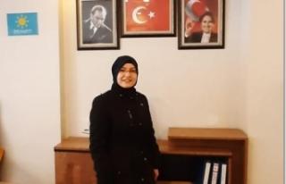 Boyabat İYİ Parti Kadın Politikaları Başkanlığına...
