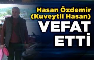 Hasan Özdemir vefat etti