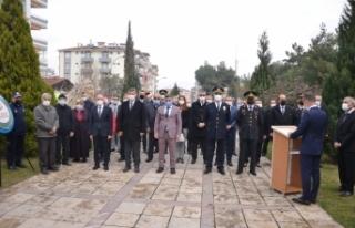 Boyabat'ta 18 Mart programı gerçekleştirildi