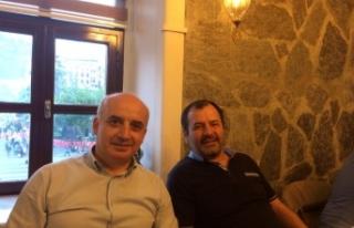 Boyabat Devlet Hastanesinde çalışmıştı, Dr.Erdinç...