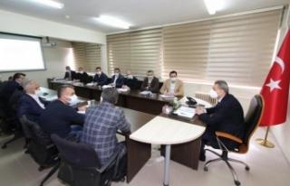 Boyabat OSB toplantısı yapıldı
