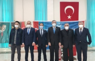 Büyük Birlik Partisi (BBP) Saraydüzü İlçe Kongresi...