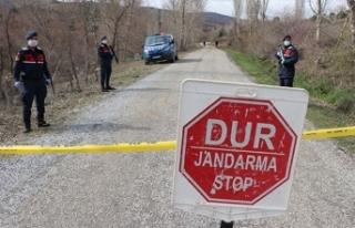 Durağan'da bir köy karantinaya alındı