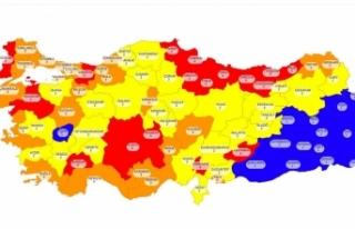 Son Dakika Sinop Yüksek Riskli !